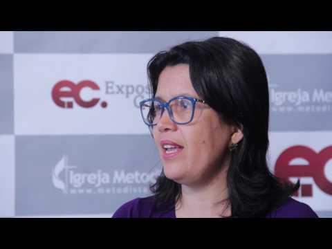 Entrevista com Bispa Hideide Brito Torres | ENPP 2017