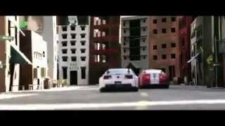 FUNNY - Toy Car Action Film - The Fast and The Furious