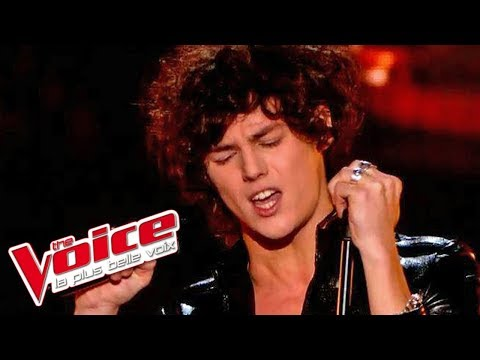 The Voice 2015│Come - Feeling Good  (Nina Simone)│Blind audition