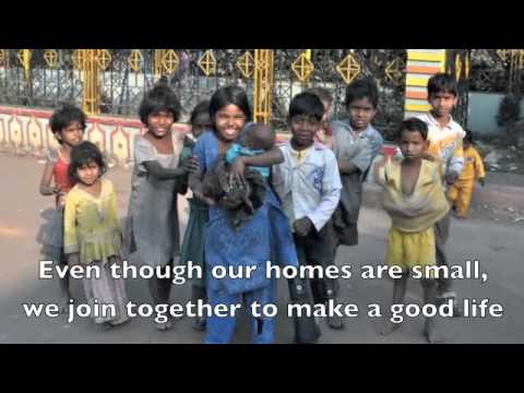 A Day in the Life - kids in the slums of Calcutta share their experiences