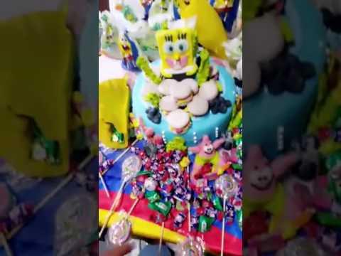 Bolo da festa surpresa para Anitta