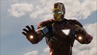 Iron Man - Fight Moves & Flight Compilation HD