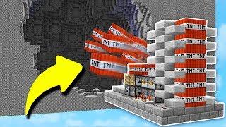 OVERPOWERED CANNON DESTRUCTION! | Minecraft TNT WARS!