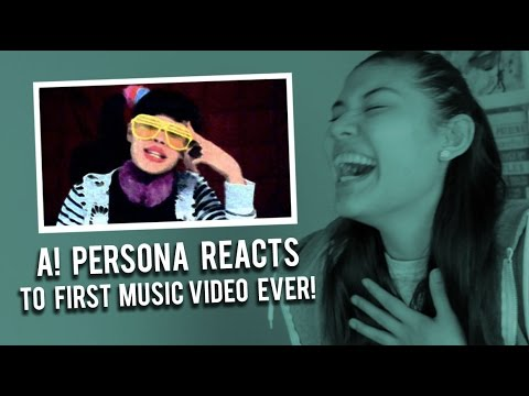REACTING TO MY FIRST MUSIC VIDEO EVER! || Woot Woot || TUNEY TUESDAY 024