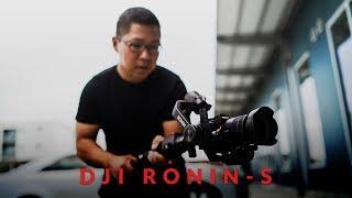 DJI RONIN-S | Lens Test & Review | Sony A7III