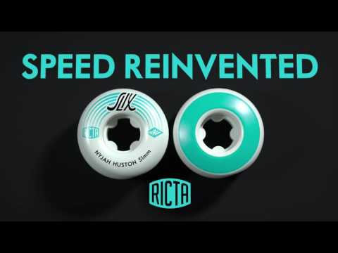 Nyjah Huston: Speed Reinvented