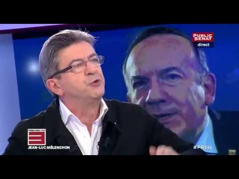 Invité : Jean-Luc Mélenchon - Preuves par 3