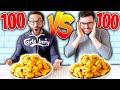 MURRY vs GIAMPYTEK vs 100 MCNUGGETS!! Chi ne mangia di più??
