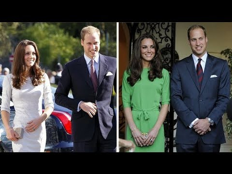 Prince William & Kate Middleton Baby Rumors