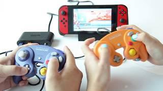Using Nintendo GameCube Controllers & WiiU Adapter with the Jumpgate Dock