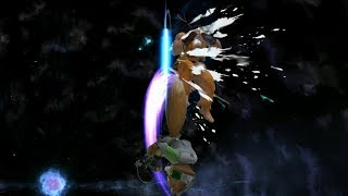 Super Smash Bros. for Wii U: Offline: Carls493 (Fox) Vs. BDC (Ryu)