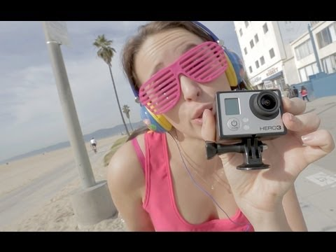 GoPro Hero 3 Review vs. Apple iPhone 5 Review - GoPro Hero 3 Black Review and iPhone 5 Camera Review