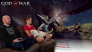 God of War AWESOME!   EPISODE 3   Part 1