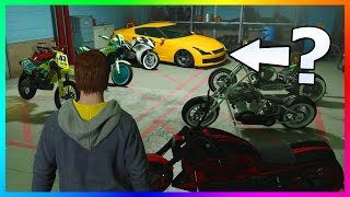10 NEW GTA 5 DLC HIDDEN FEATURES, SECRET DETAILS & EASTER EGGS YOU MIGHT NOT KNOW IN GTA ONLINE!