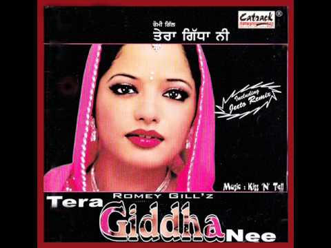 Bolliyan Remixed | Tera Giddha Nee | Superhit Punjabi Songs |...
