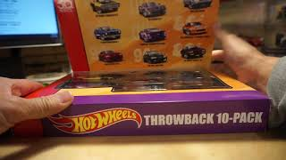 """DiecastFinds - """"You stole my vid"""", Dragstrip Demons, 50th 10 pack throwback, green machine"""