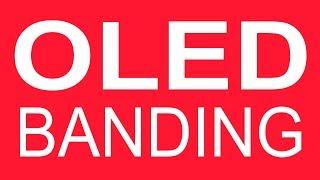 (OLED TV Banding Test) Vertical Banding Lines / Streaks on OLED TVs