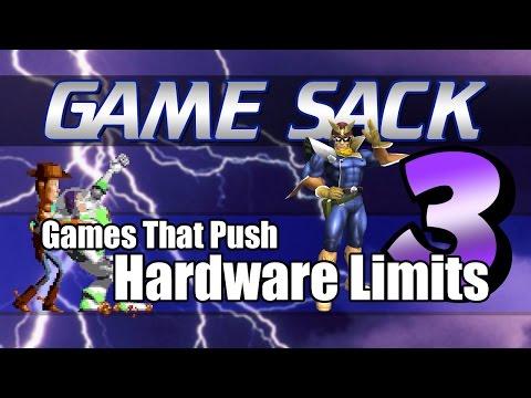 Games That Push Hardware Limits 3 - Game Sack