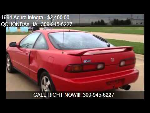 1994 Acura Integra GS-R Coupe - for sale in Eldridge, IA 527