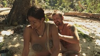 A Coconut Bra for Dad | Naked and Afraid