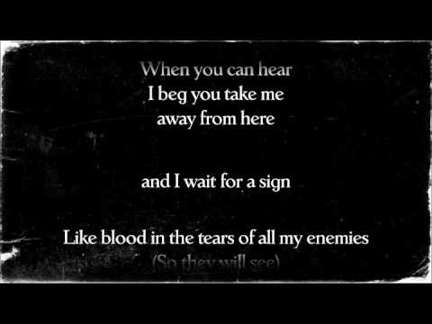 Demon Hunter - Blood In The Tears