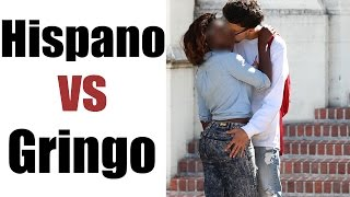 Ligando Chicas: Hispano vs Gringo (Picking Up Girls)