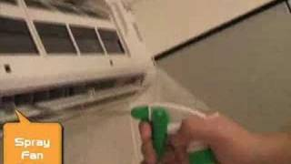 Aircon Chemical Cleaning in 15 mins