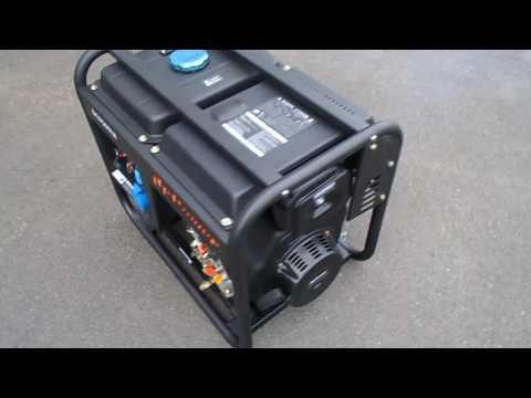 DG7500LE GROUPE ELECTROGENE DIESEL 6.5KW ITC POWER