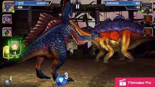 Jurassic World The Game (Hack) Part-?? || Insert Something Interesting
