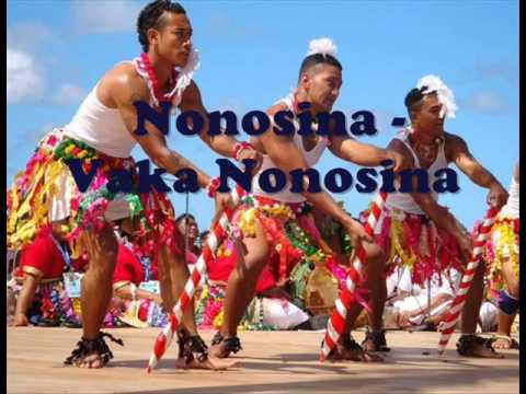 TONGAN - Nonosina - Vaka  Nonosina