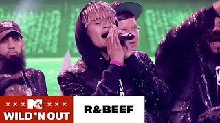 PRETTYMUCH Go Rawr On R&Beef | Wild 'N Out | #RnBeef