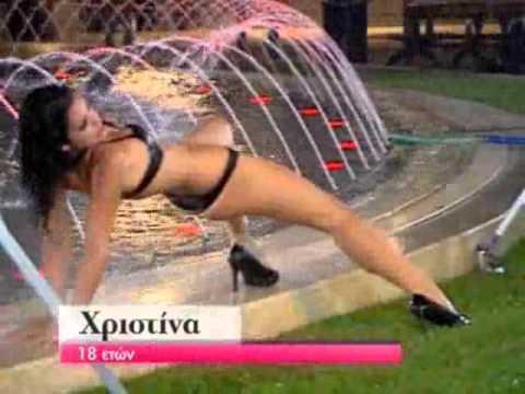 Greece's Next Top Model S1 / E5 ANT1 GR ( 16/11/2009 )