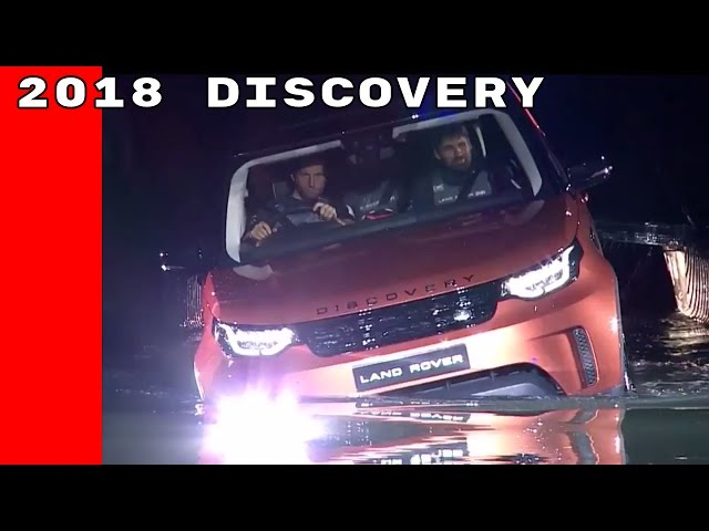 2018 Land Rover Discovery - YouTube
