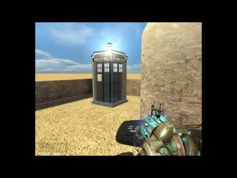 Gmod - The TARDIS Tests!