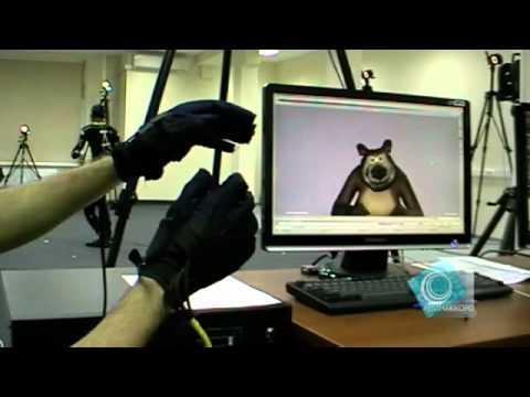 Видео как снимали Маша и медведь