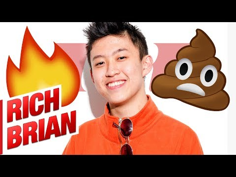 Rich Brian Calls Fire or Poop on XXL Freshman Class Prospects