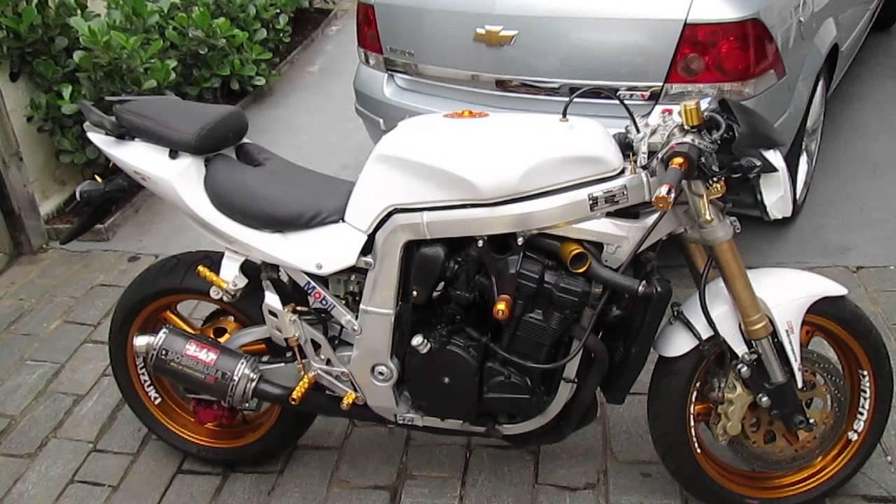 eBay: suzuki gsxr 1100 streetfighter 1993