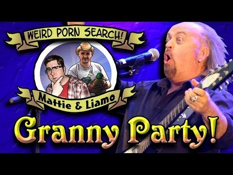 Granny Party (weird Porn Searches #2) video