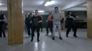 Kamasutra do Brasil ballo di gruppo Dancing club