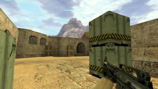 Counter Strike 1.6 2017 B1 de_dust2