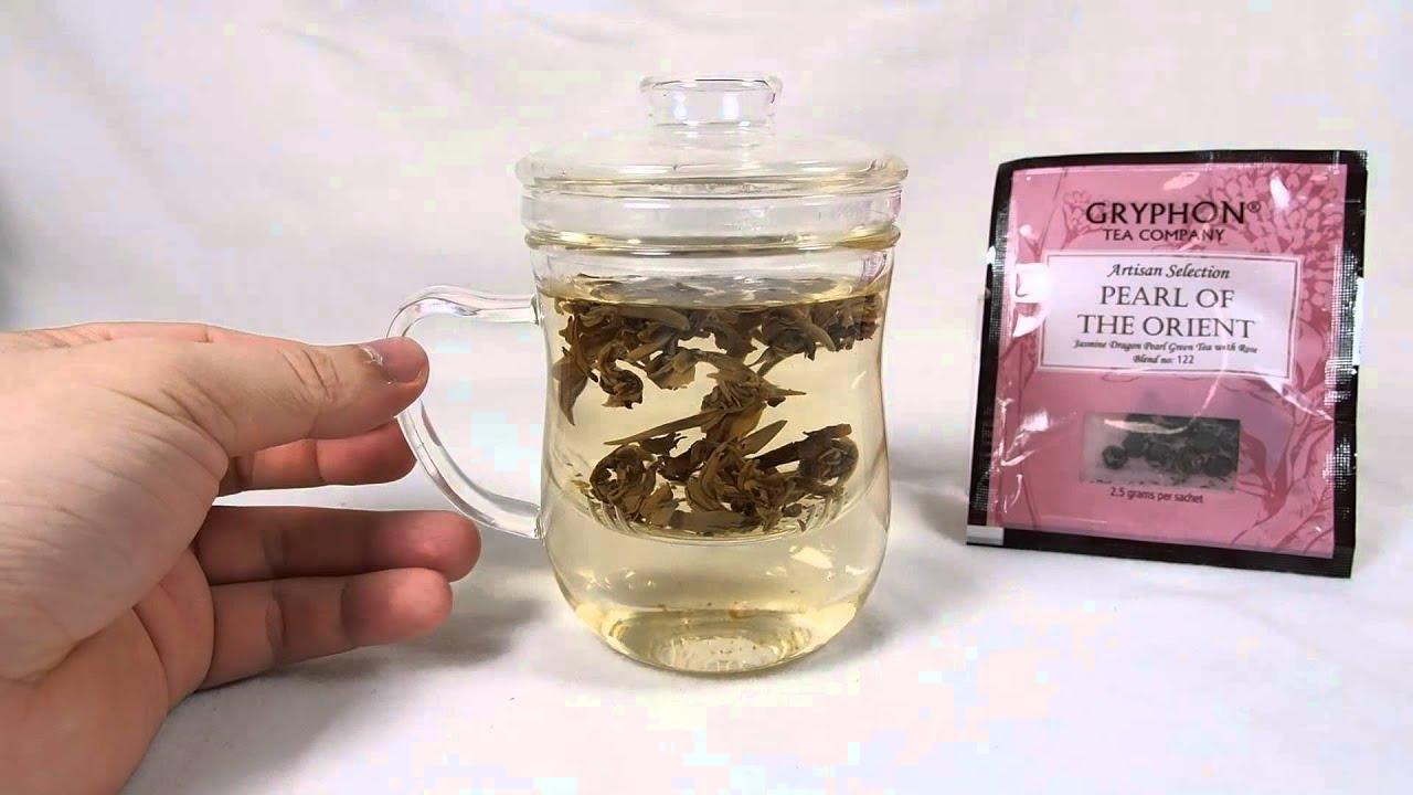 Just a leaf tea infuser
