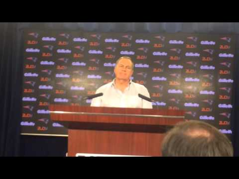 Bill Belichick On Malcolm In The Mitchell