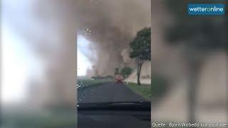 Tornado in Nordrhein-Westfalen
