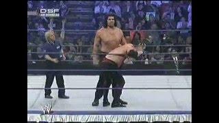 Smack Down Great Kali vs. Kane