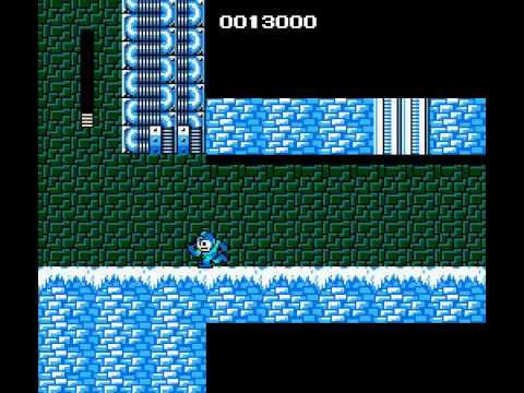 Mega Man - Iceman Stage - User video