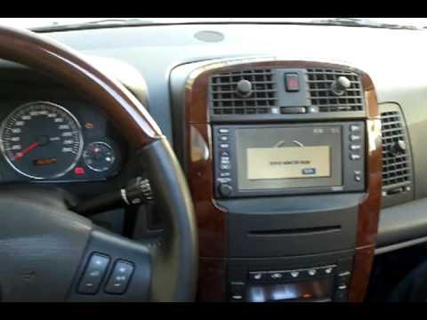 Suv Cadillac Srx Interior 2005ed Youtube