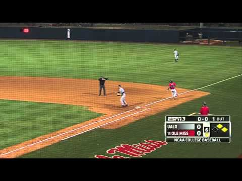 Ole Miss vs UALR Highlights 3-7-14