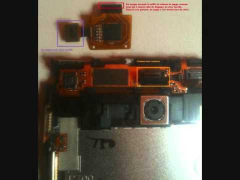Tuto Vitre tactile et LCD LG Optimus L7 P700