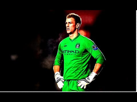 Joe Hart | Amazing Goalkeeper | Manchester City Saves