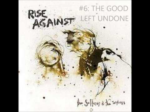 My Top 10 Rise Against Songs